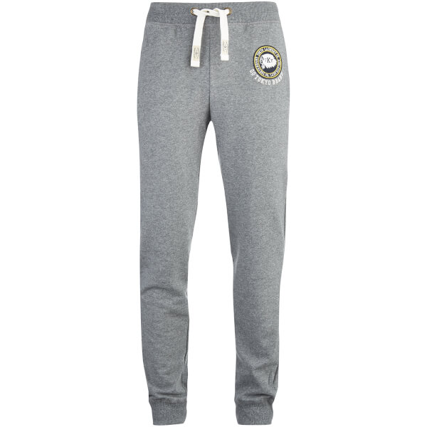 Tokyo Laundry Men's Sioux Cove Sweatpants - Mid Grey Marl