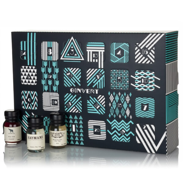 Drinks by the Dram The Ginvent Calendar