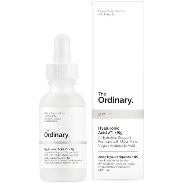 The Ordinary Hyaluronic Acid 2% + B5 Hydration Support Formula 30ml