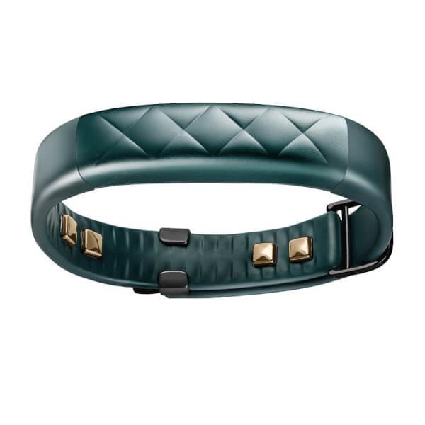 Jawbone UP3 Wristband Activity and Sleep Tracker - Teal Cross
