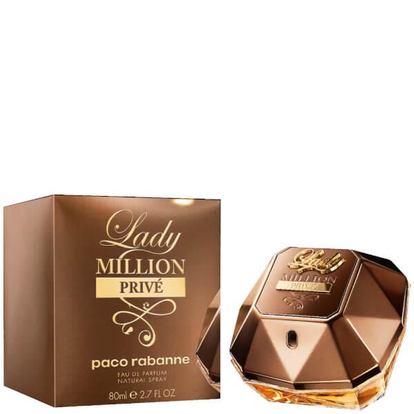 Paco Rabanne Lady Million Privé for Her Eau de Parfum 80ml