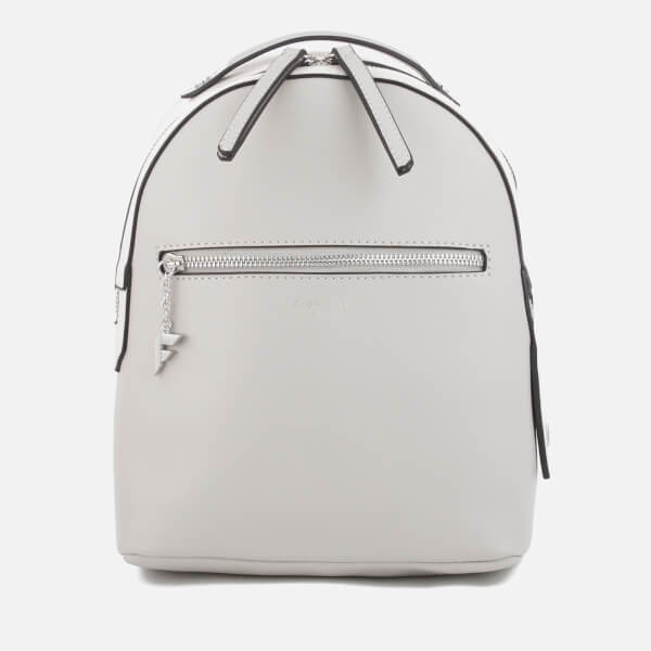 Fiorelli Women s Anouk Small Backpack - White Mix Bekleidung