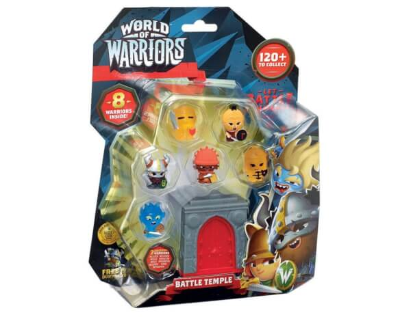 World Of Warriors - MGB Boys November 2016