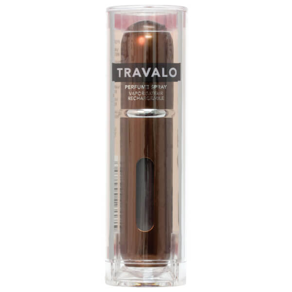 Travalo Classic HD Atomiser Spray Bottle - Brown (5ml)