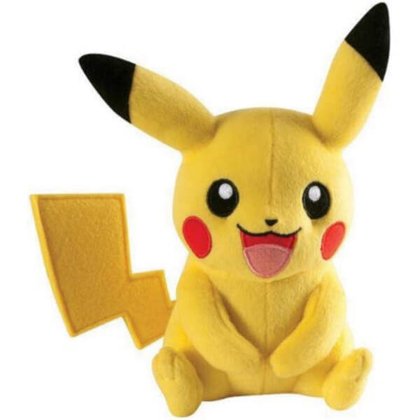 Peluche Pikachu Pokémon 20 cm