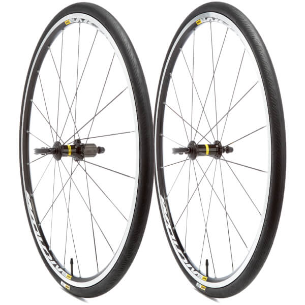 Mavic Aksium Elite Clincher Wheelset 2017