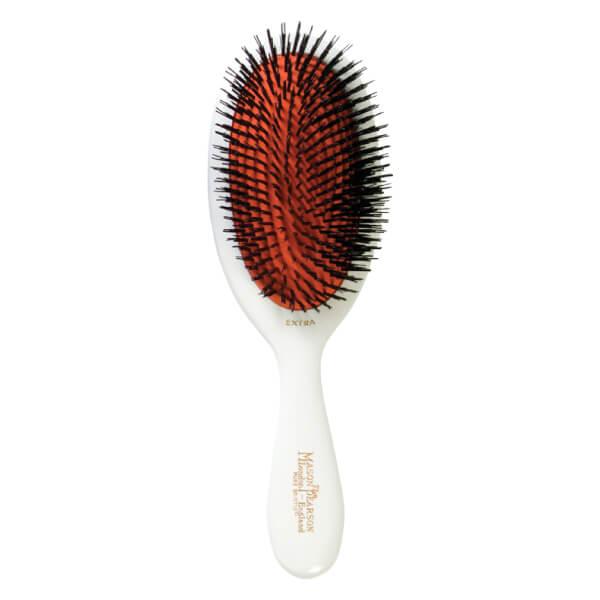 Mason Pearson Extra Small Bristle Brush - B2 - Ivory