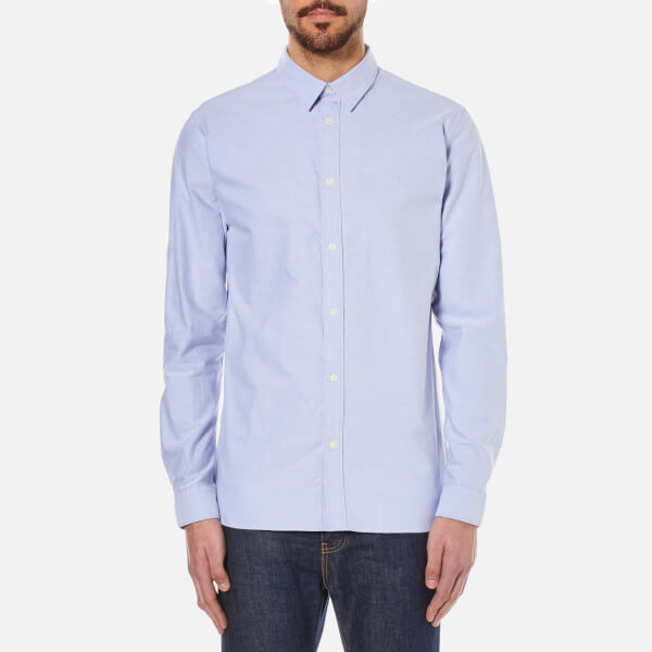 Selected Homme Men's Done Vince Shirt - Light Blue