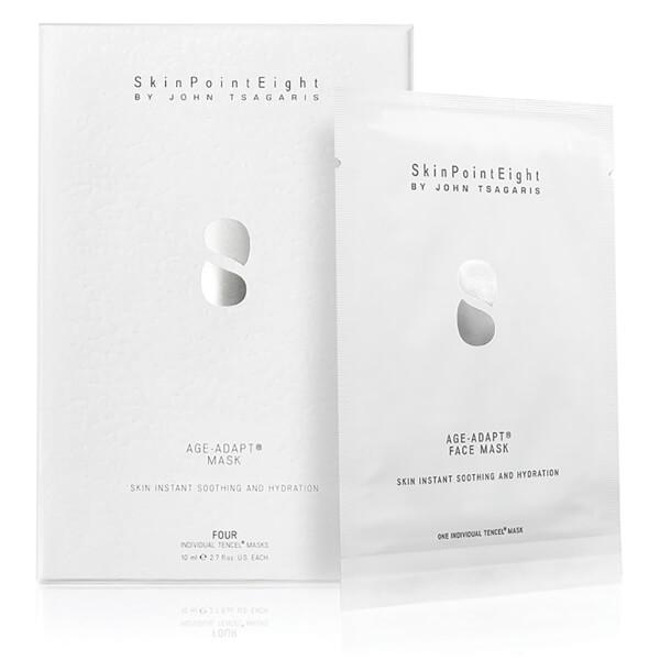 SkinPointEight Age-Adapt® Face Mask 4 Individual Tencel® Masks