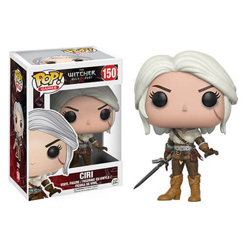 Witcher Ciri Pop! Vinyl Figure