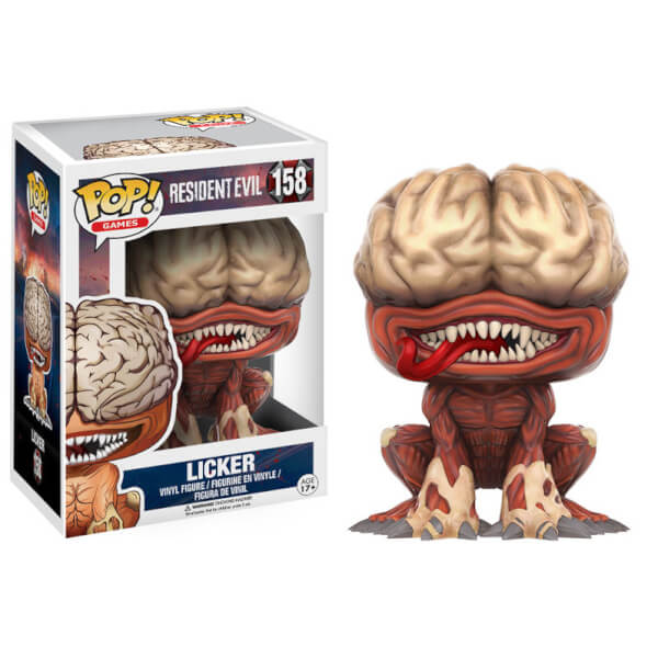 Resident Evil The Licker Pop! Vinyl Figure