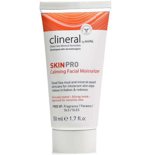 CLINERAL SKINPRO Calming Facial Moisturizer 50ml