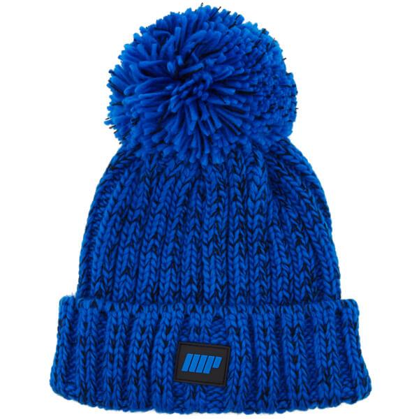 Bobble Hat – Blue | Myprotein.com