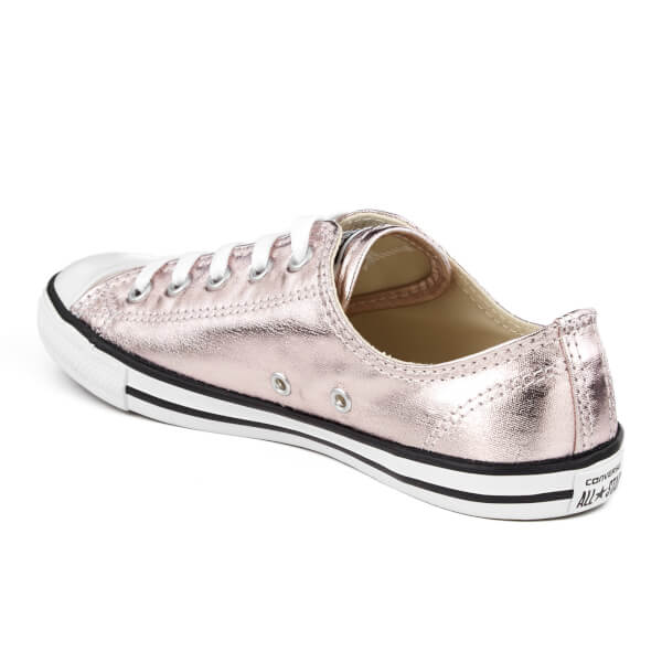 converse dainty ox rose quartz