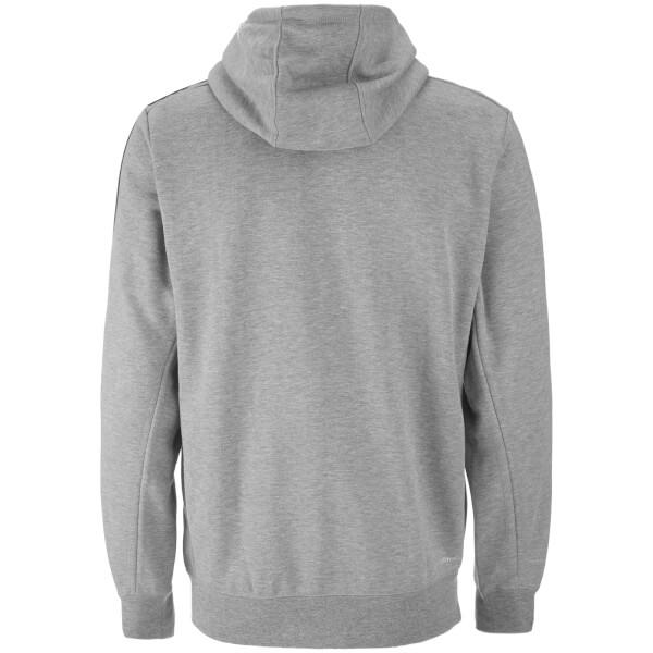 adidas chaqueta hombre gris