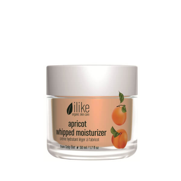 ilike organic skin care Apricot Whipped Moisturizer