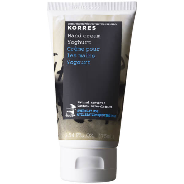 KORRES Yoghurt Hand Cream 75ml