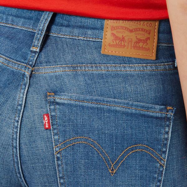 Levi s Women s Mile High Super Skinny Jeans - Shut the Front Door  Image 5 6d543065b