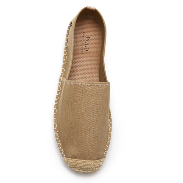 Polo Ralph Lauren Men s Barron Espadrilles - Morgan Tan   FREE UK ... eec6e55bd644
