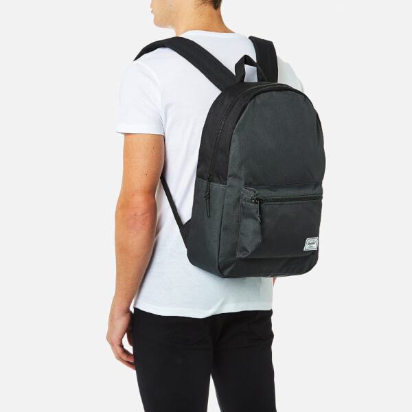fdc01266a43 Herschel Supply Co. Settlement Backpack - Dark Shadow/Black: Image 3