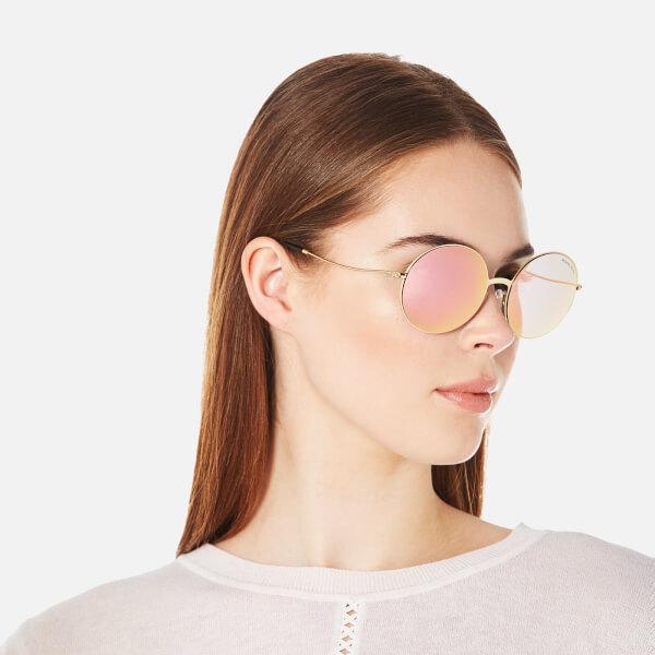 bb90d673aa17 MICHAEL MICHAEL KORS Women's Kendall II Sunglasses - Gold: Image 2