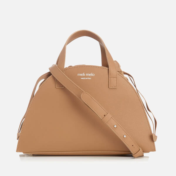 meli melo Women's Giada Mini Cross Body Bag - Light Tan