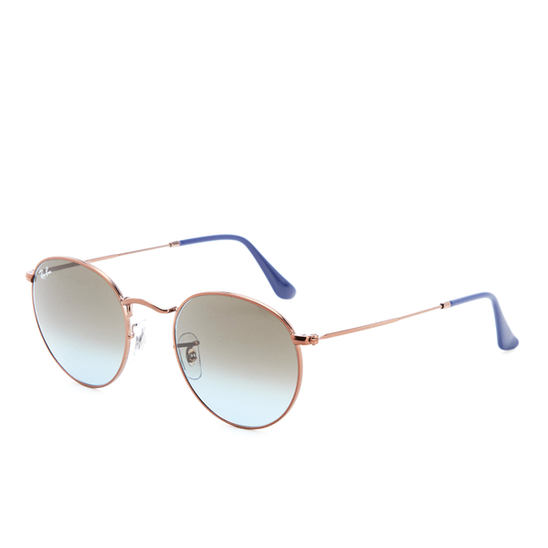 Ray Ban Round Frame Sunglasses : Ray-Ban Round Flat Lenses Gold Frame Sunglasses - Gold ...