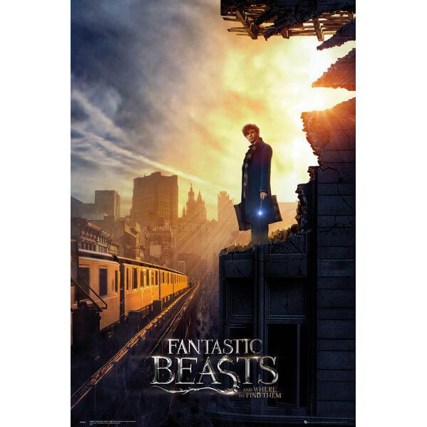Fantastic Beasts One Sheet 2 Maxi Poster - 61 x 91.5cm