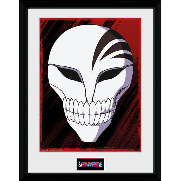 Bleach Mask Framed Photographic - 16