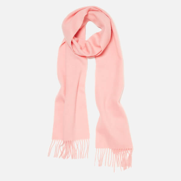 Barbour Lambswool Scarf - Blush