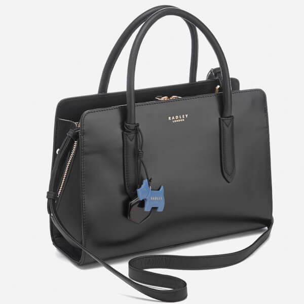 Radley Women S Liverpool Street Medium Multiway Grab Bag Black Image 4