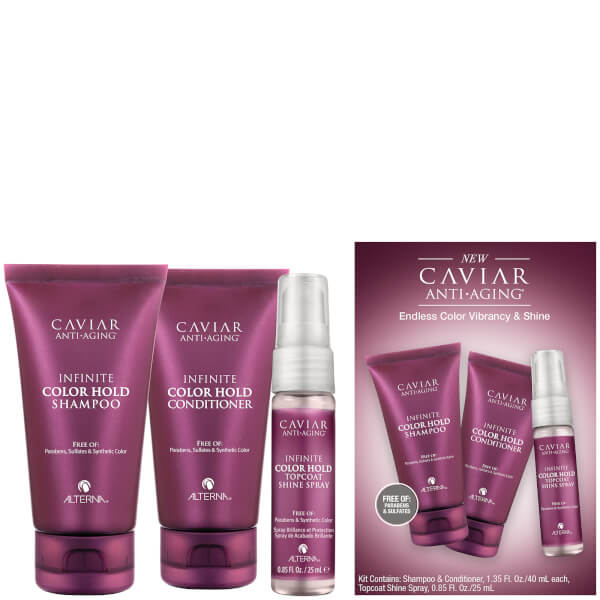 Alterna Caviar Infinite Color Try Me Kit