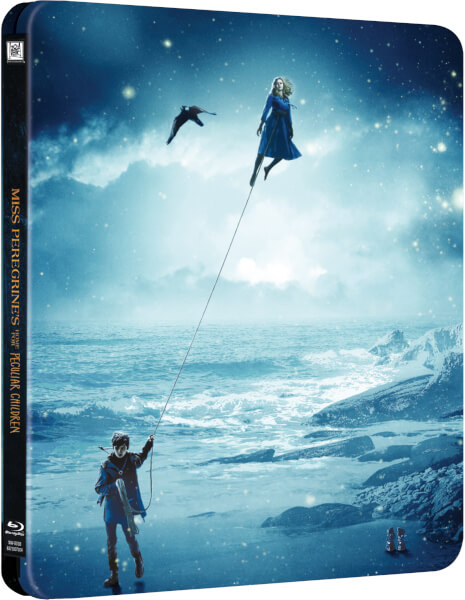 Miss Peregrine's Home For Peculiar Children 3D (Includes 2D Version) - Zavvi Exclusive Limited Edition Steelbook