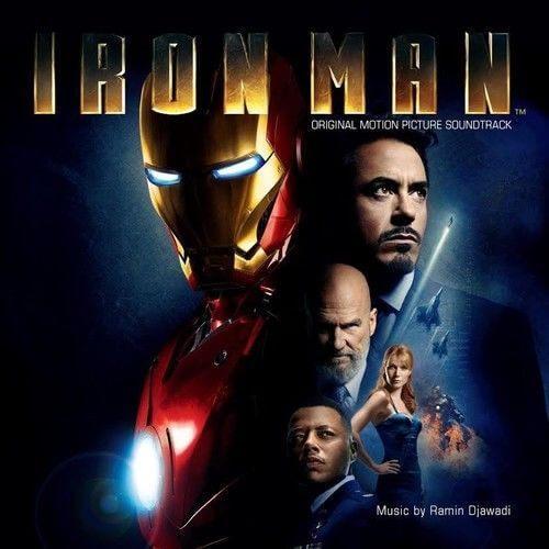 Iron Man Limited Edition Exclusive Original Soundtrack Vinyl 7