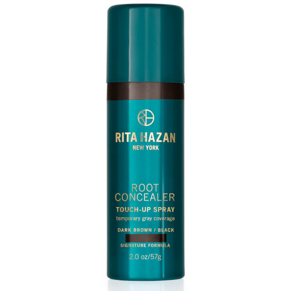Rita Hazan Root Concealer Touch Up Spray - Dark Brown/Black 56ml