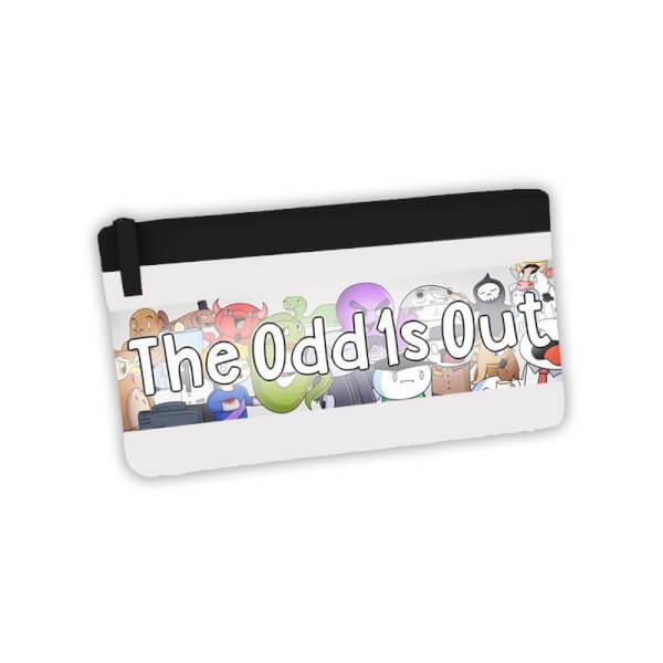 TheOdd1sOut Pencil Case