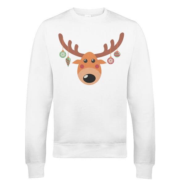 Reindeer Xmas Sweatshirt