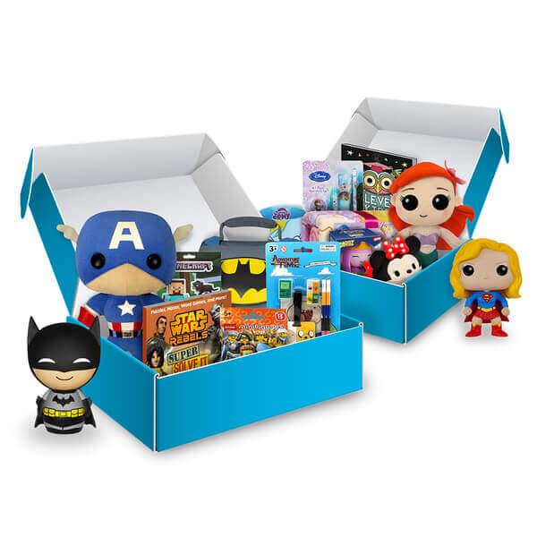 My Geek Box January 2017 - Boys Box