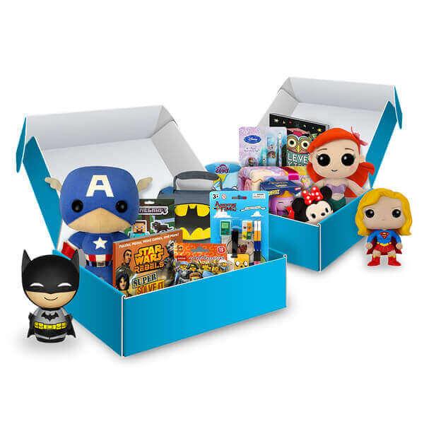 My Geek Box June 2017 - Boys Box