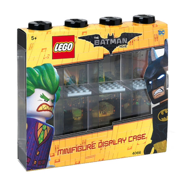 LEGO Batman: Vitrine d'exposition de figurines