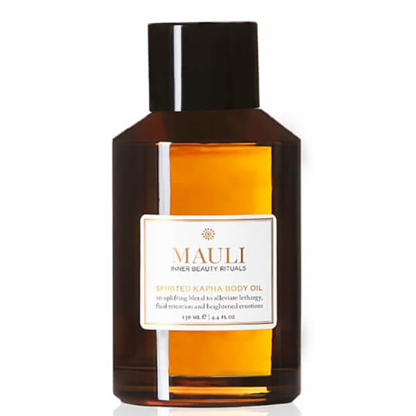 Mauli Spirited Body Oil 130ml