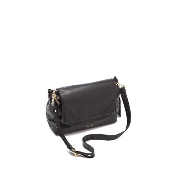 a7c83b64e7 Karl Lagerfeld Women s K Slouchy Shoulder Bag - Black Womens ...