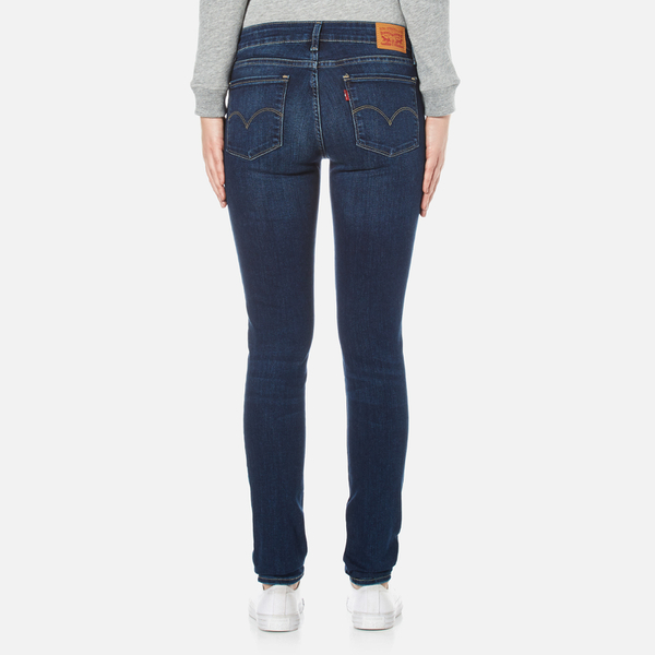 Way Blues 711 Clothing Jeans Women's Long Levi's Skinny XwUqUO