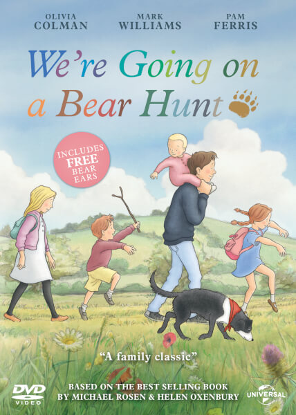 We're Going on a Bear Hunt (Includes Free Bear Ears)