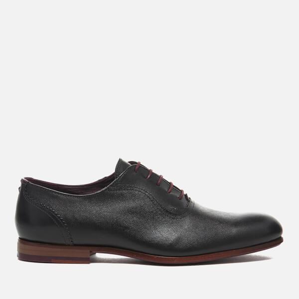 Ted Baker Men's Haiigh Leather Slimline Oxford Shoes - Black