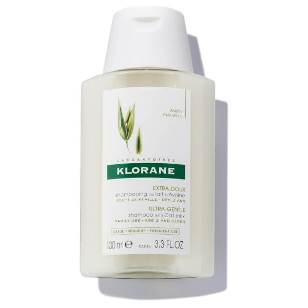 KLORANE Shampoo with Oat Milk - 3.3 fl. oz.