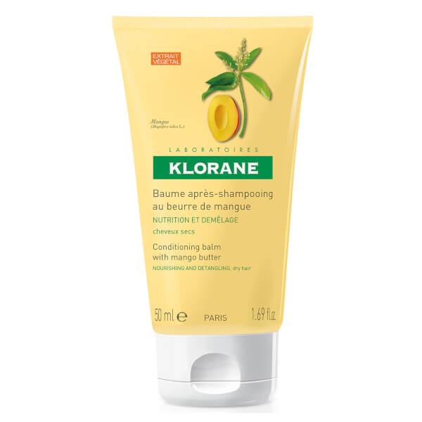 KLORANE Conditioner with Mango Butter - 1.69 fl. oz.