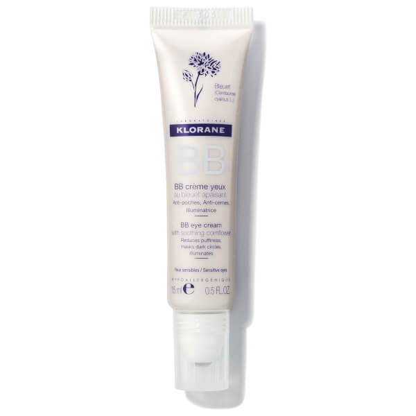 KLORANE BB Eye Cream with Soothing Cornflower - 0.5 fl. oz