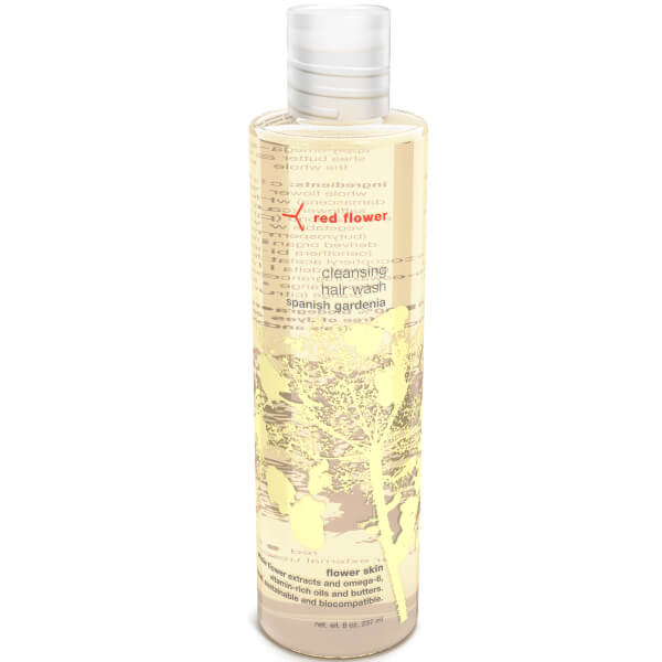 Red Flower Spanish Gardenia Cleansing Hair Wash