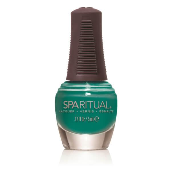SpaRitual Mini Nail Lacquer - Emerald City 5ml | Buy ...